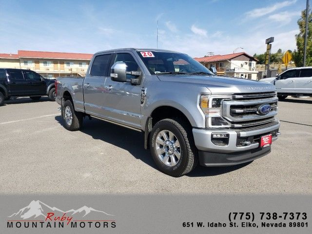 2020 - Ford - Super Duty F-350 SRW - $78,995
