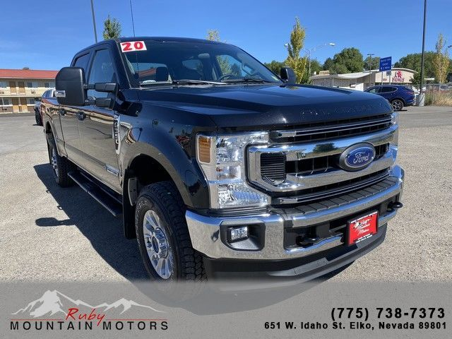 2020 - Ford - Super Duty F-350 SRW - $62,995