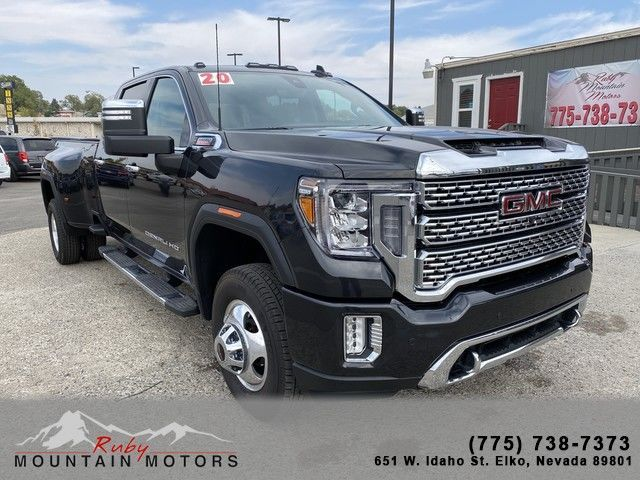 2020 - GMC - Sierra 3500HD - $76,995