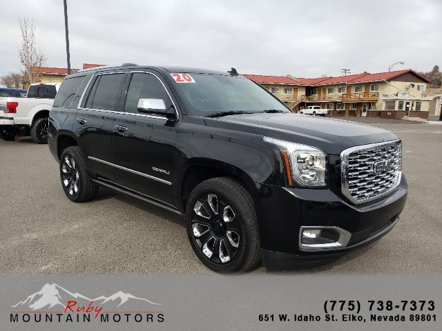 2020 - GMC - Yukon - $65,995
