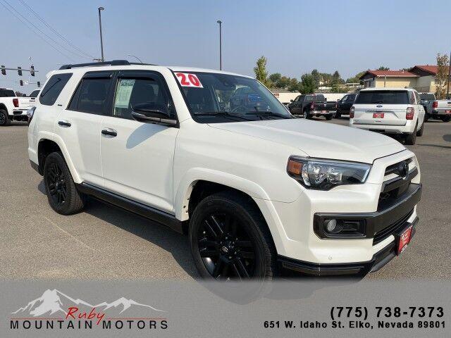 2020 - Toyota - 4Runner - $51,995