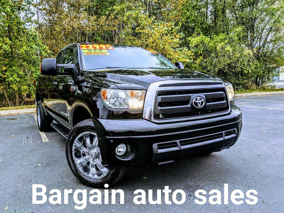 2010 - TOYOTA - TUNDRA - $22,995