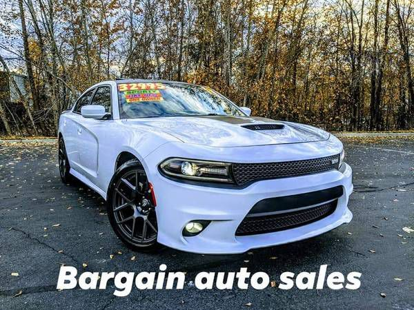 2018 - DODGE - CHARGER - $32,995