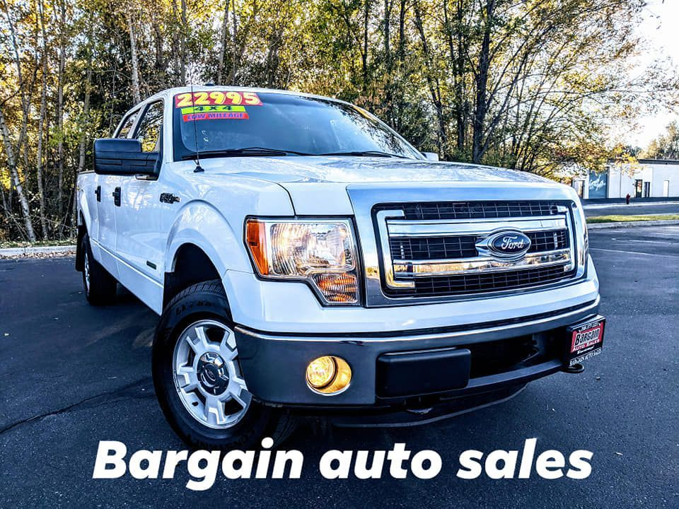 2013 - FORD - F150 ECO BOOST - $22,995