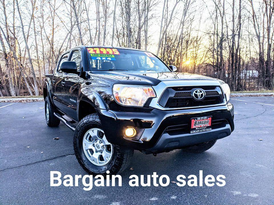 2013 - TOYOTA - TACOMA - $27,995