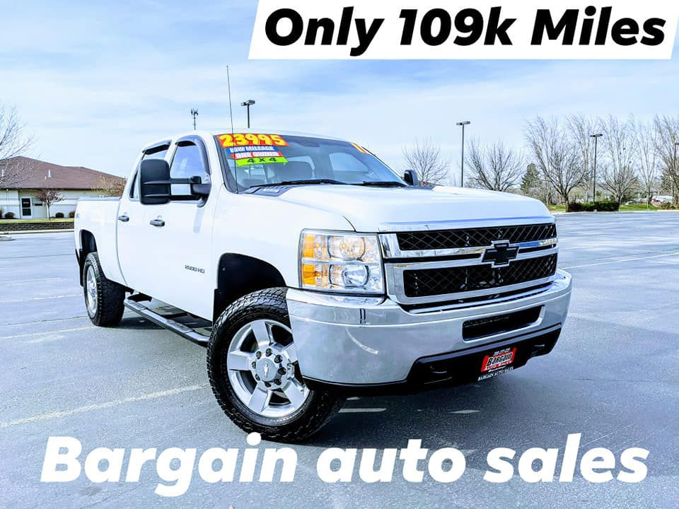2011 - CHEVROLET - SILVERADO 2500 - $23,995
