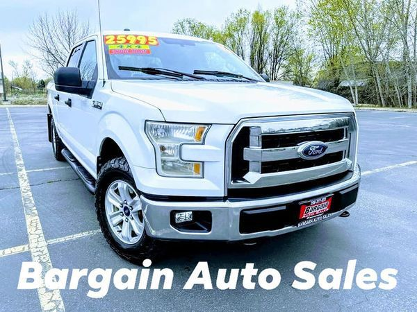 2016 - FORD - F150 - $25,995