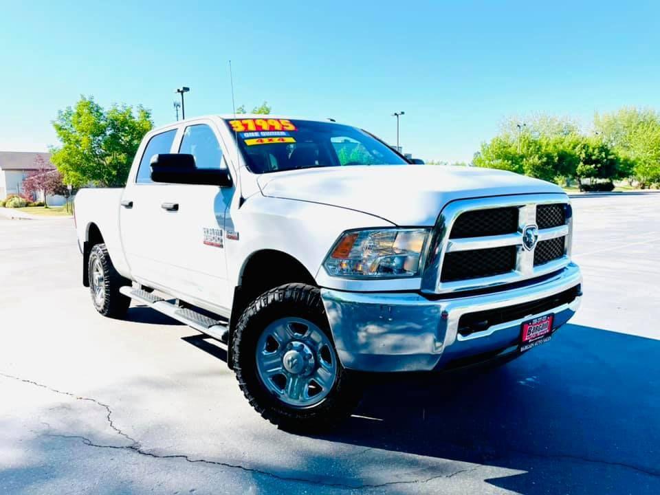 2017 - RAM - 3500 - $37,995