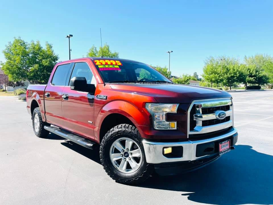 2015 - FORD - F150 - $29,995