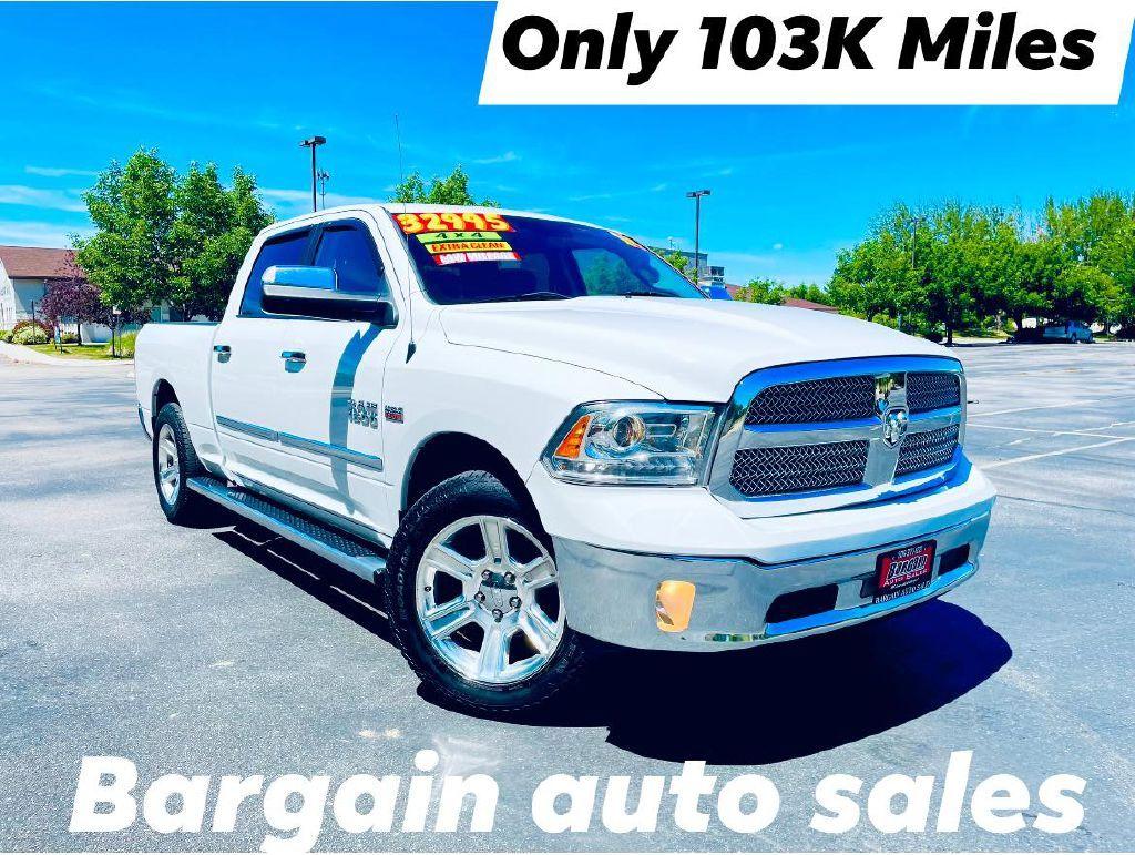2014 - RAM - 1500 - $32,995