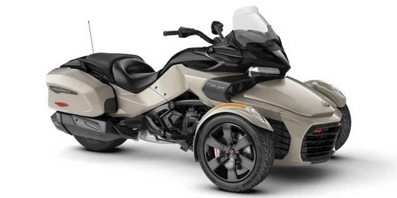 2020 -  - Spyder F3-T - $21,499