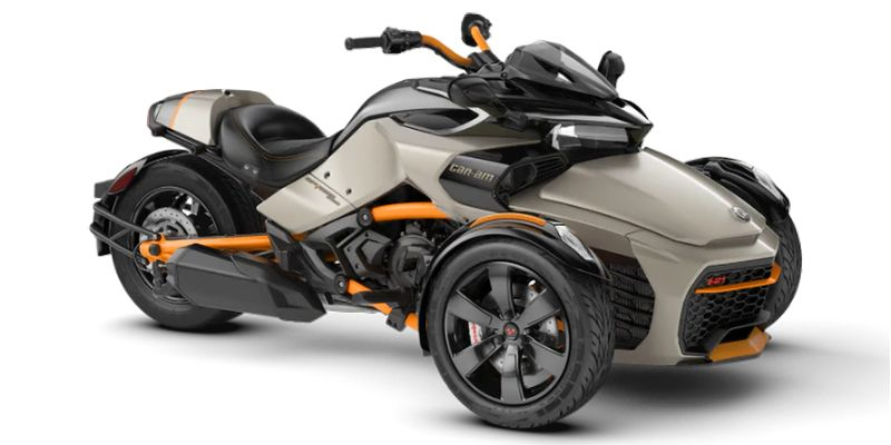 2020 -  - Spyder F3-S Special Series - $19,999
