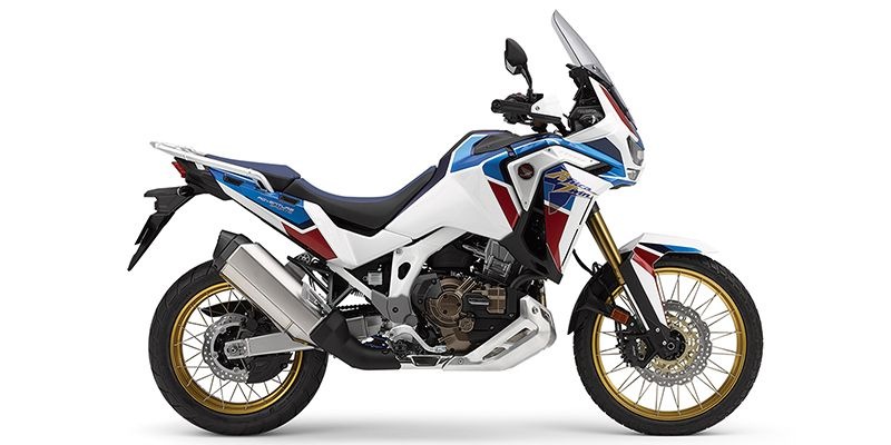 2020 -  - Africa Twin Adventure Sports ES DCT - $17,999