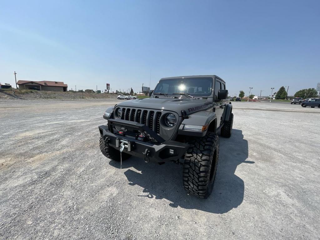 2020 - Jeep - Gladiator - $67,480