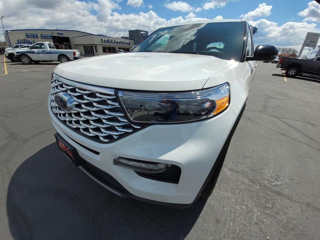2021 - Ford - Explorer - $59,385