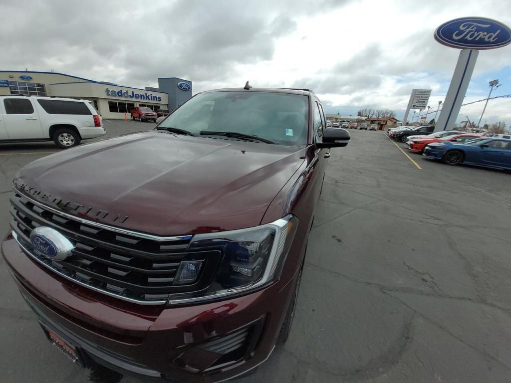 2021 - Ford - Expedition MAX - $76,500