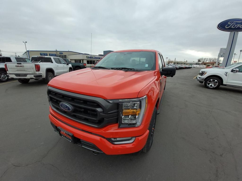 2021 - Ford - F-150 - $59,060