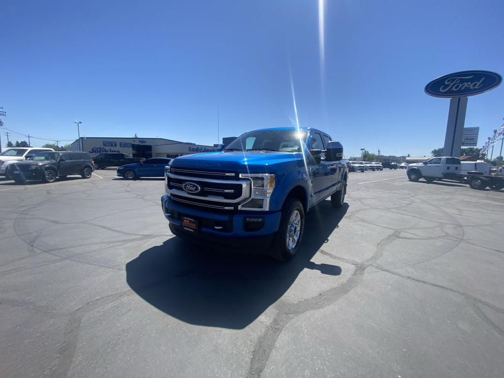 2021 - Ford - F-250 - $84,995