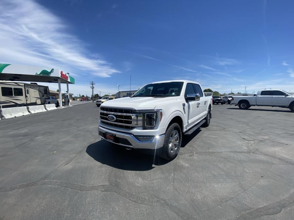 2021 - Ford - F-150 - $63,490