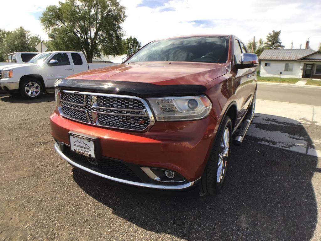 2014 - Dodge - Durango - $26,995