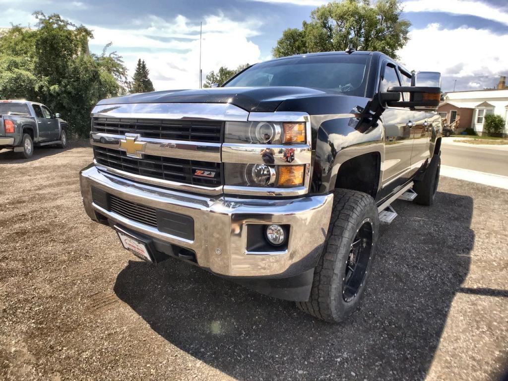 2015 - Chevrolet - Silverado - $43,223