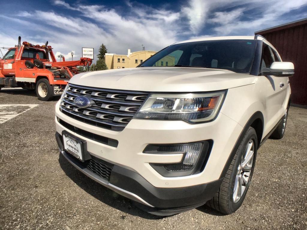 2016 - Ford - Explorer - $21,918