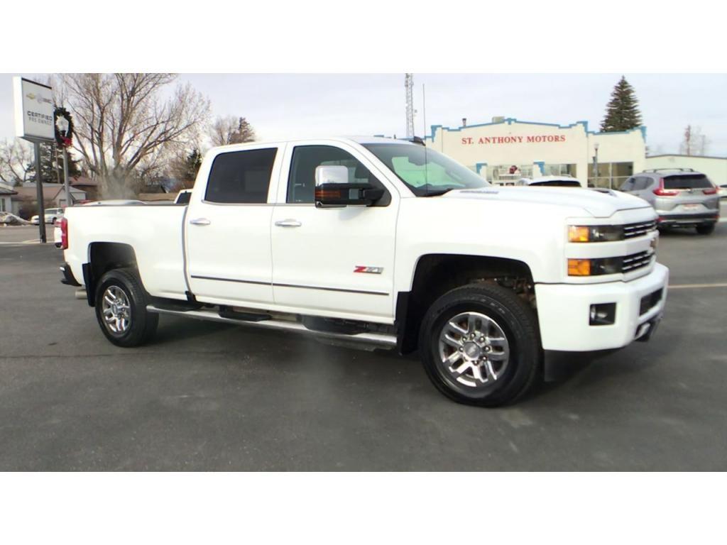 2017 - Chevrolet - Silverado - $49,354