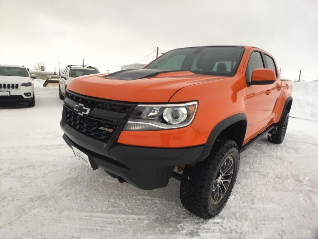 2019 - Chevrolet - Colorado - $38,995