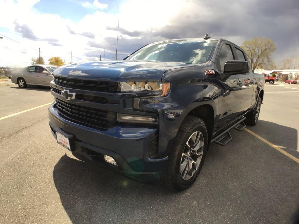 2020 - Chevrolet - Silverado - $51,995