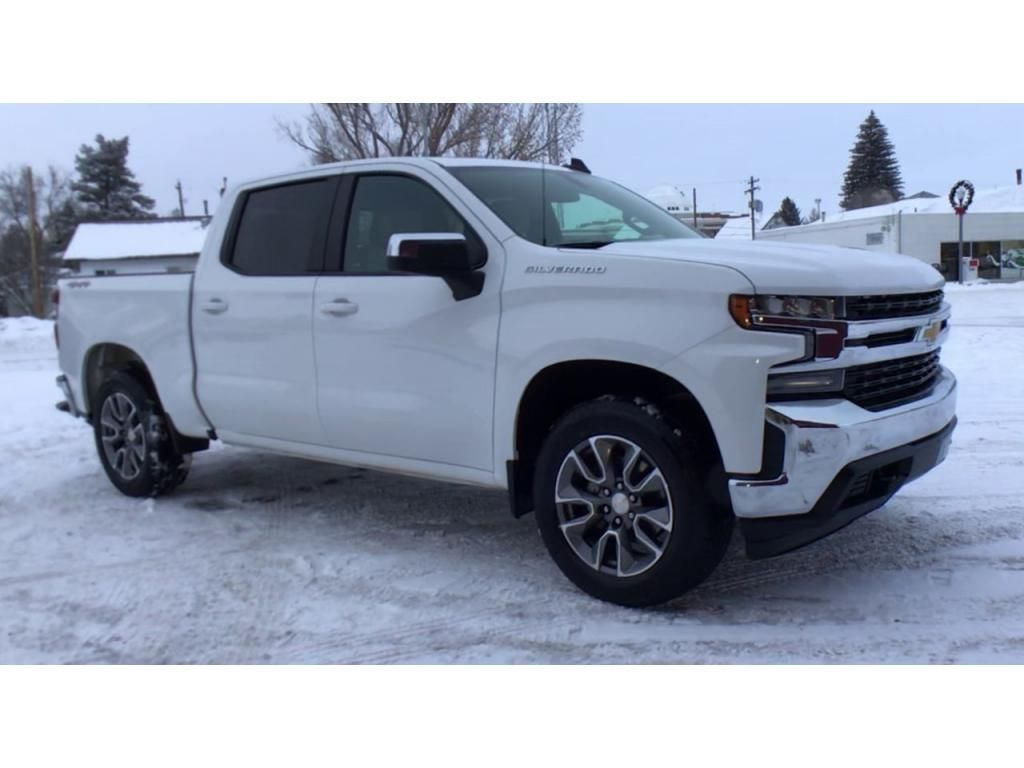2020 - Chevrolet - Silverado - $42,175
