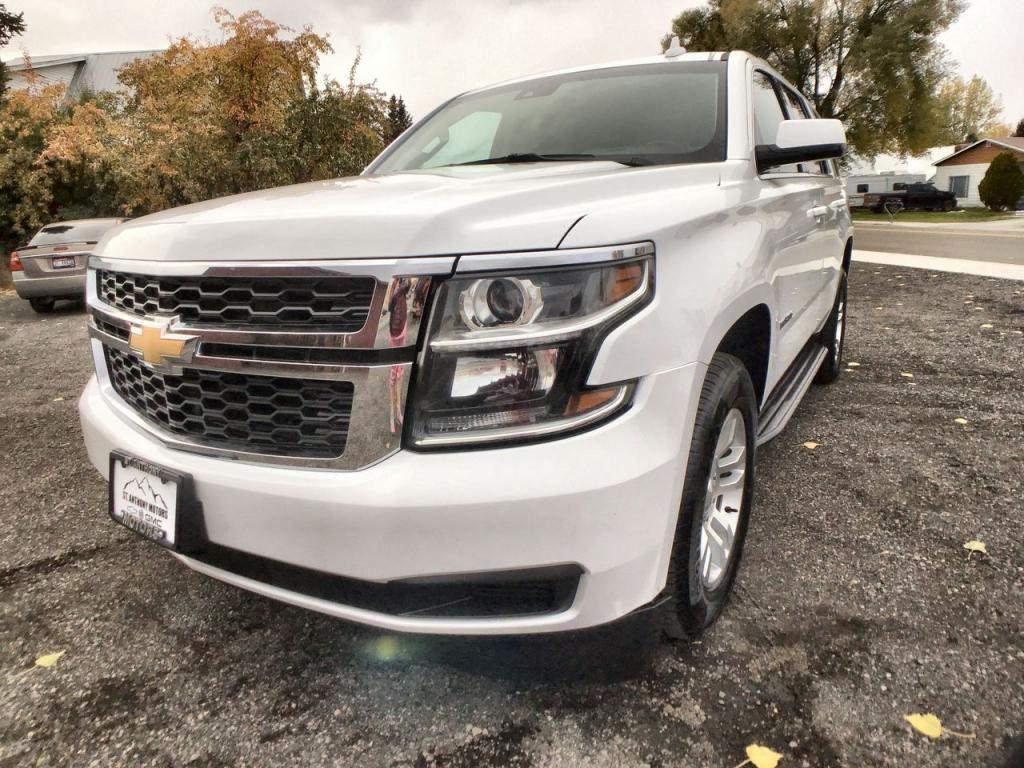 2020 - Chevrolet - Tahoe - $52,920