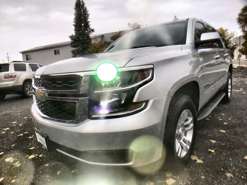 2020 - Chevrolet - Tahoe - $53,895