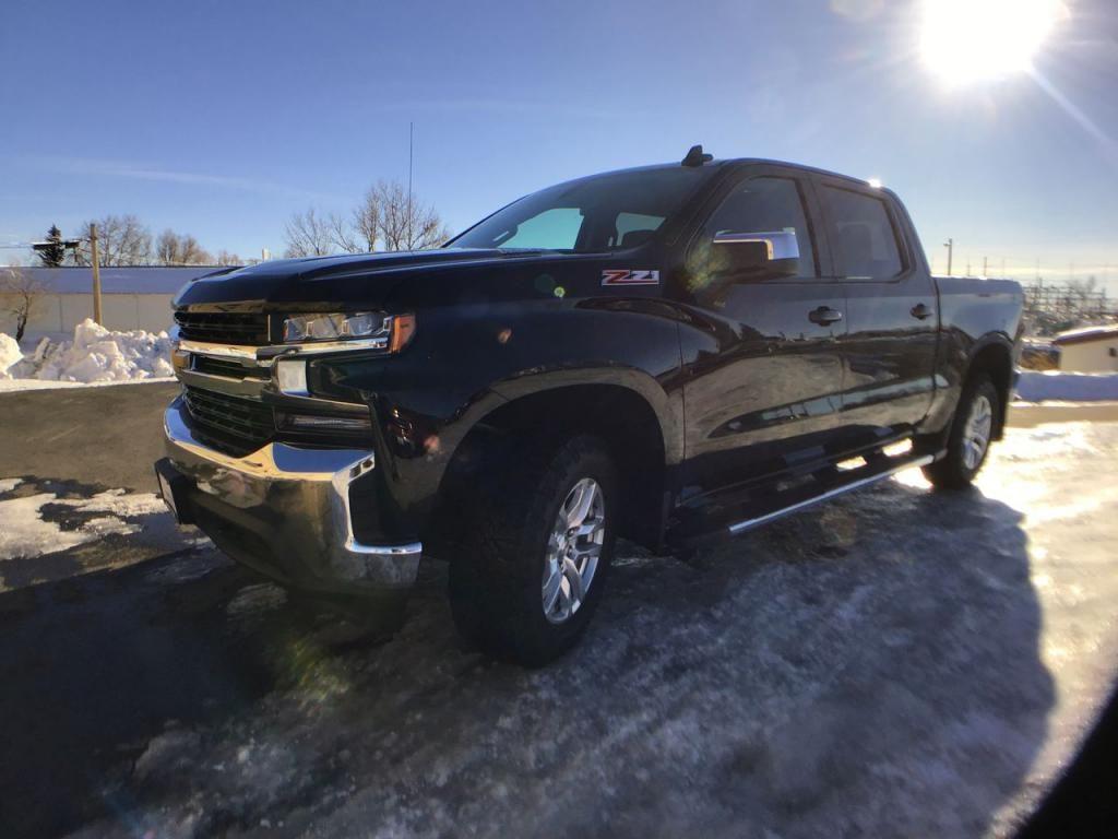2020 - Chevrolet - Silverado - $43,948