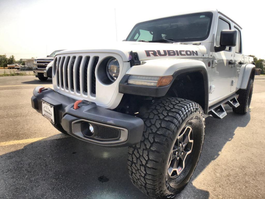 2020 - Jeep - Gladiator - $54,495