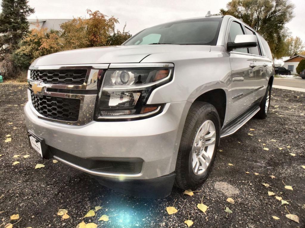2020 - Chevrolet - Suburban - $54,995