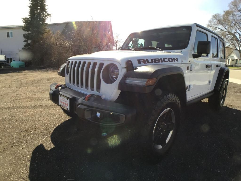 2020 - Jeep - Wrangler Unlimited - $51,995