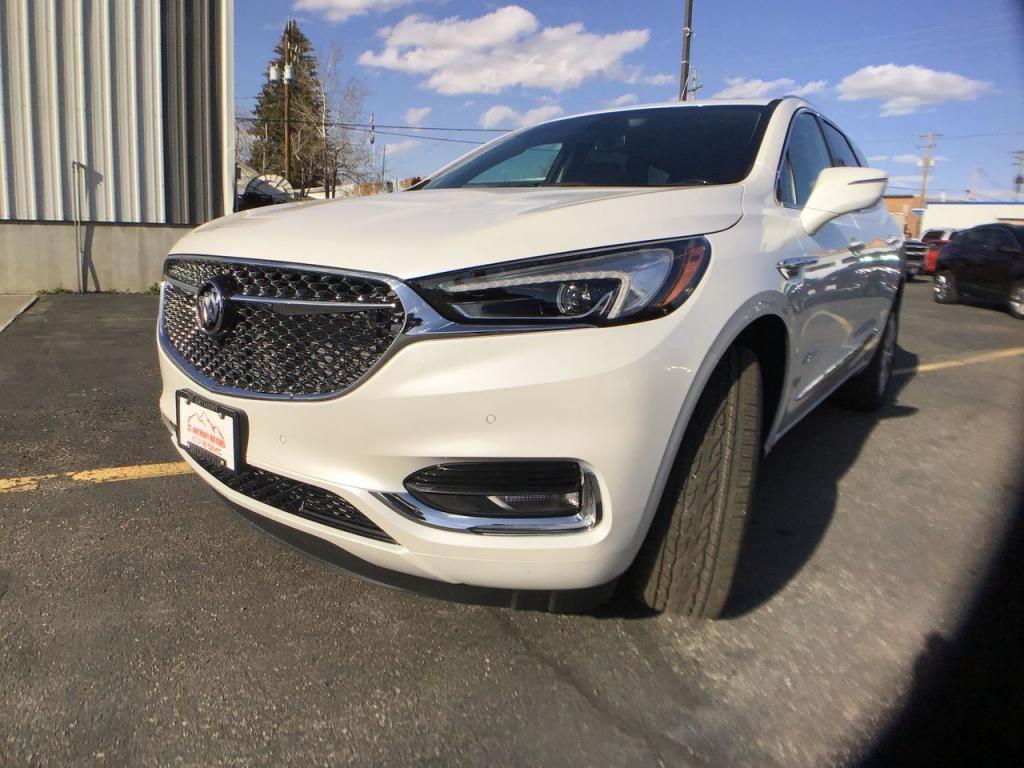 2021 - Buick - Enclave - $54,940