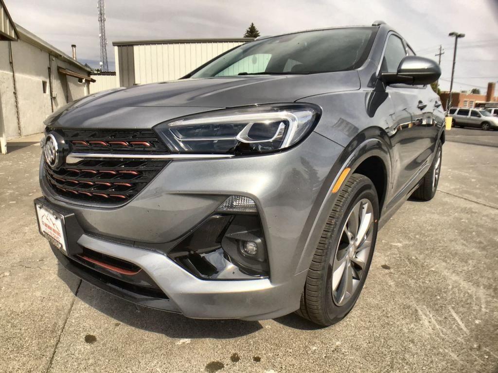 2022 - Buick - Encore GX - $33,750