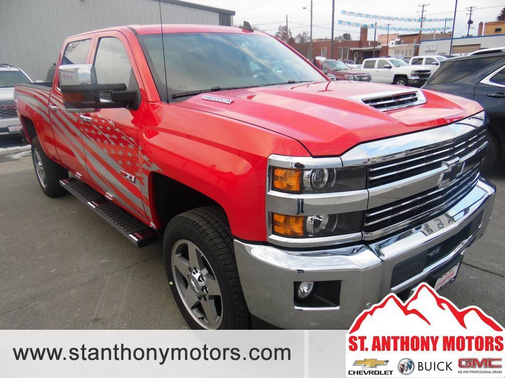 2019 - Chevrolet - Silverado - $64,457