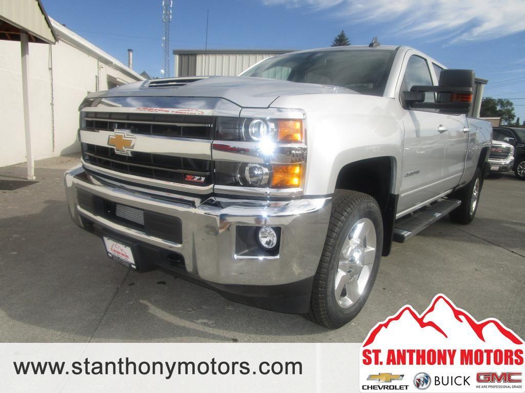 2019 - Chevrolet - Silverado - $65,425