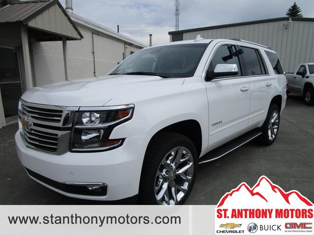2020 - Chevrolet - Tahoe - $72,514