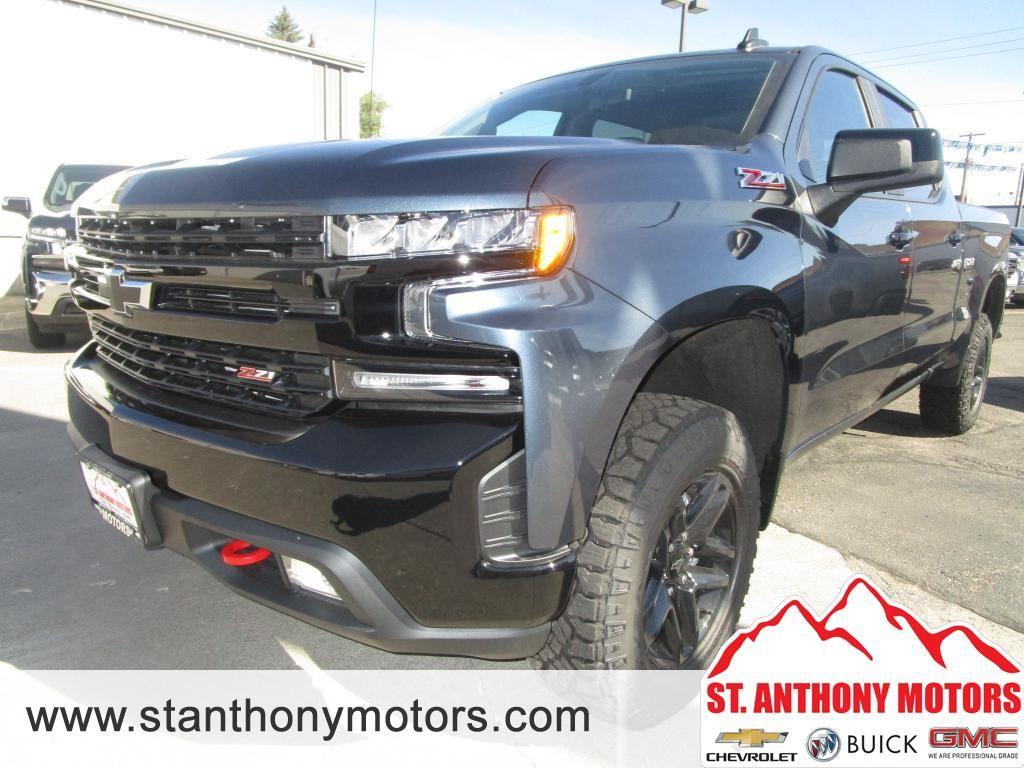 2020 - Chevrolet - Silverado - $54,755