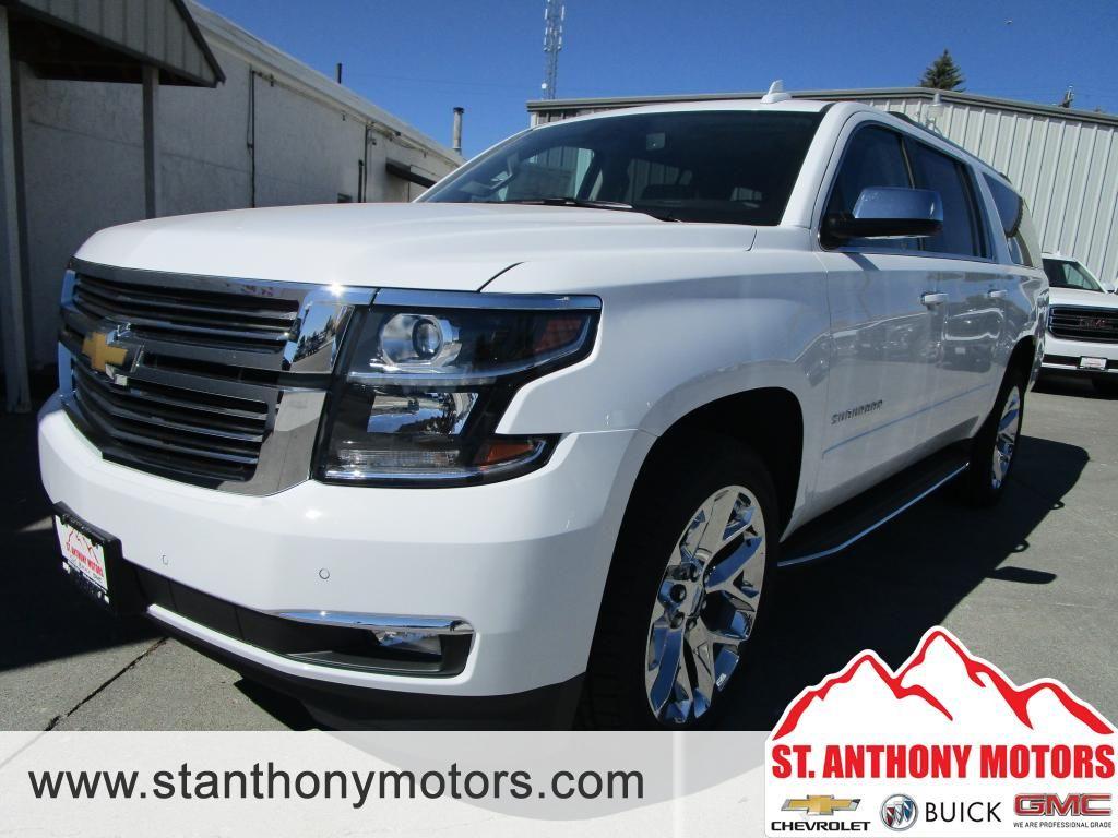 2020 - Chevrolet - Suburban - $72,761