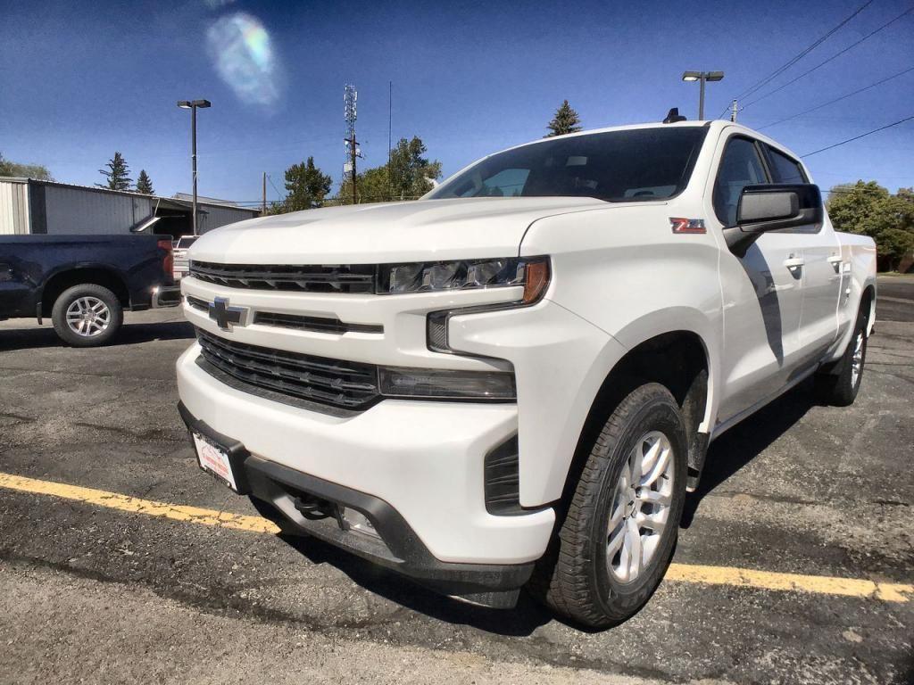 2021 - Chevrolet - Silverado - $49,690