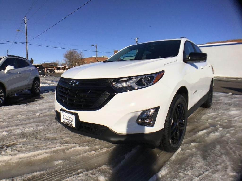 2021 - Chevrolet - Equinox - $31,695