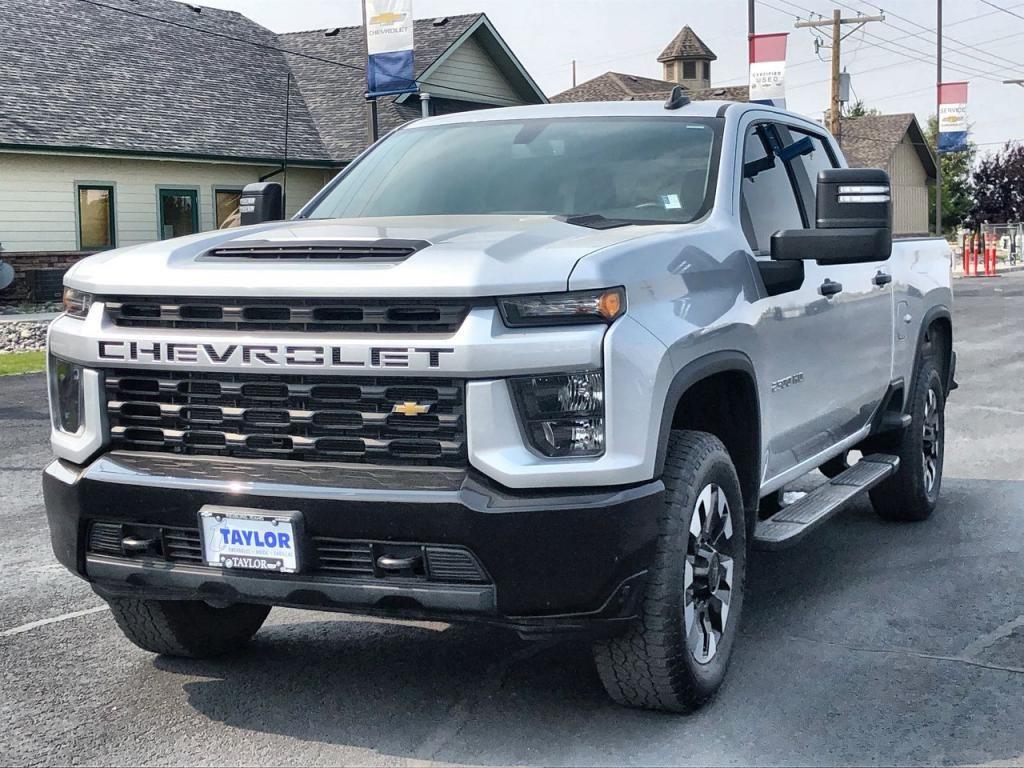 2020 - Chevrolet - Silverado - $54,195