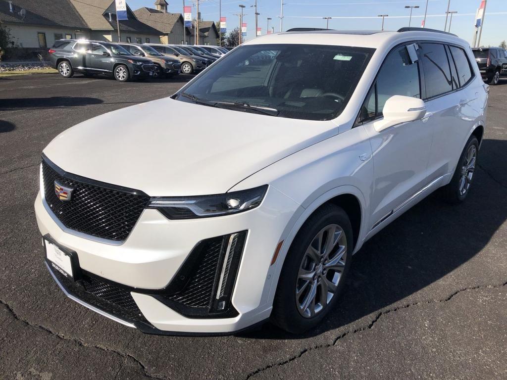 2020 - Cadillac - XT6 - $60,515