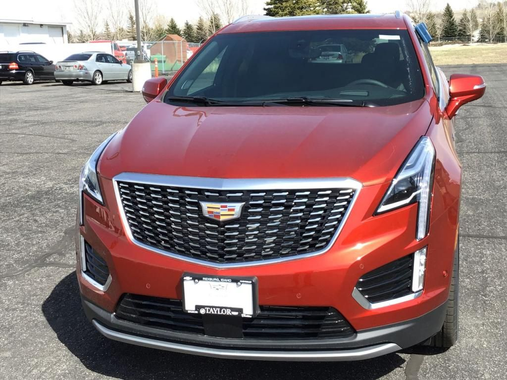2021 - Cadillac - XT5 - $60,040