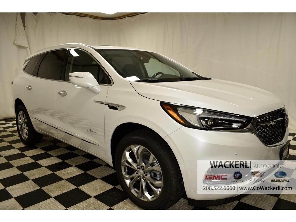 2021 - Buick - Enclave - $54,261