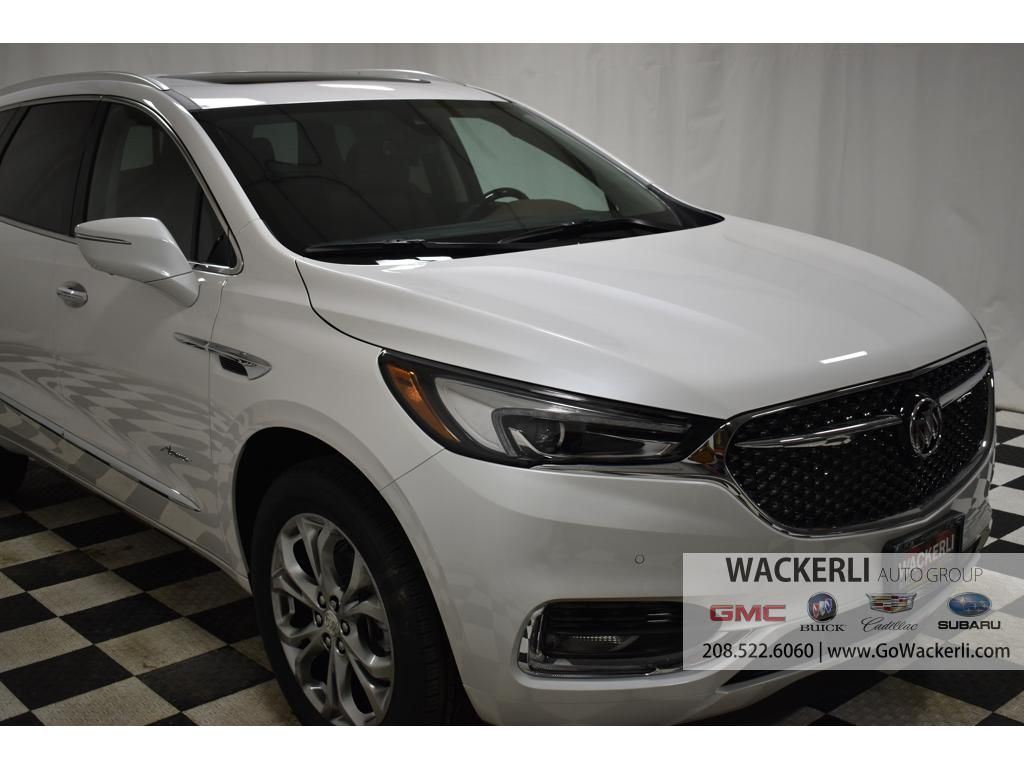 2021 - Buick - Enclave - $52,228